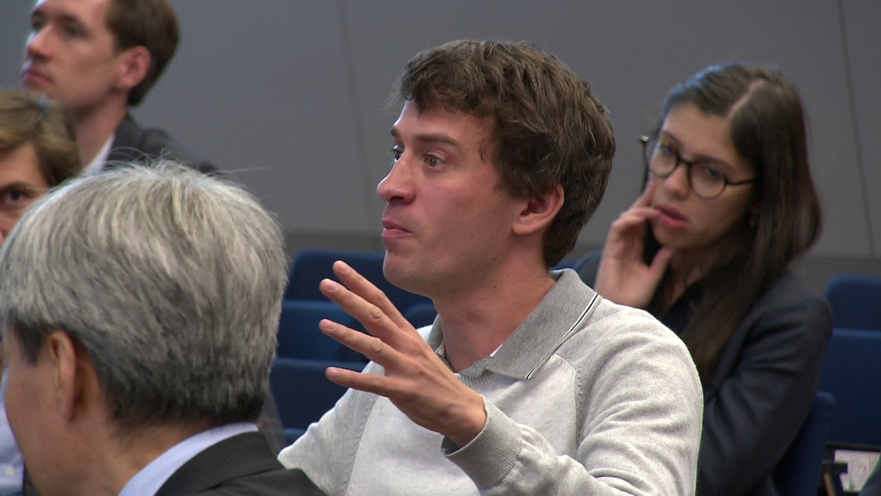 Second ECB Annual Research Conference - Paper 4: Q&A