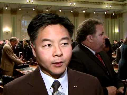 Senator Lieu on the Governor