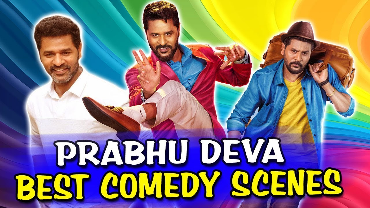 Prabhu Deva Superhit Hindi Dubbed Comedy Scenes | South Indian Hindi Dubbed Best Comedy Scenes