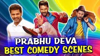 Prabhu Deva Superhit Hindi Dubbed Comedy Scenes   South Indian Hindi Dubbed Best Comedy Scenes
