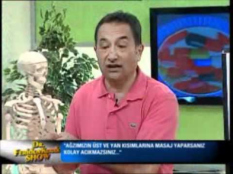Dr. Feridun Kunak Show 18 Temmuz B5 (Evde Akapunturla Zayıflama Yöntemleri)