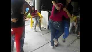 Bailando El Tamarindo