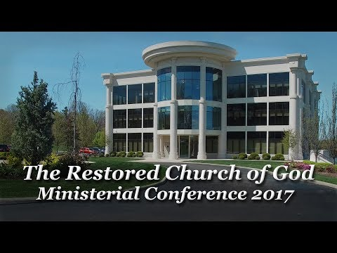 The Restored Church of God Ministerial Conference 2017