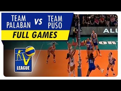 Shakey's V-League Season 13: All Star | Team Palaban vs Team Puso | Set 1 | November 20, 2016