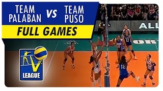 Video Shakey's V-League Season 13: All Star | Team Palaban vs Team Puso | Set 1 | November 20, 2016 download MP3, 3GP, MP4, WEBM, AVI, FLV Agustus 2017