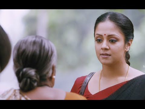 Jyothika, Tulasi Patti Sentiment Scene - 36 Vayadhinile (2015) Tamil Movie Scenes