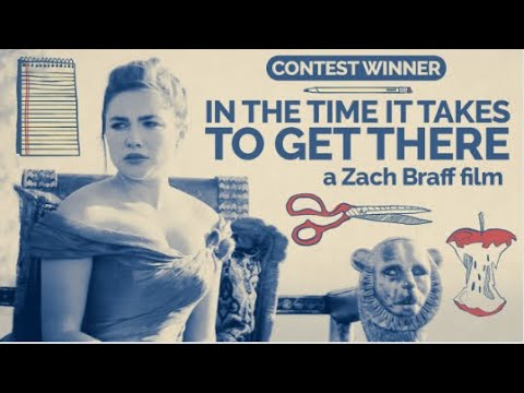 In The Time It Takes To Get There. Written and directed by Zach Braff. | Adobe Creative Cloud