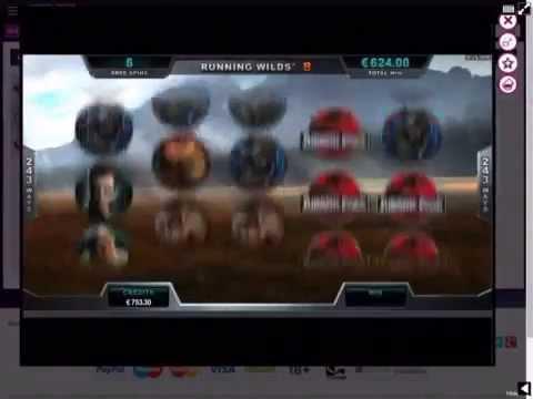 Video Starburst slot game free play