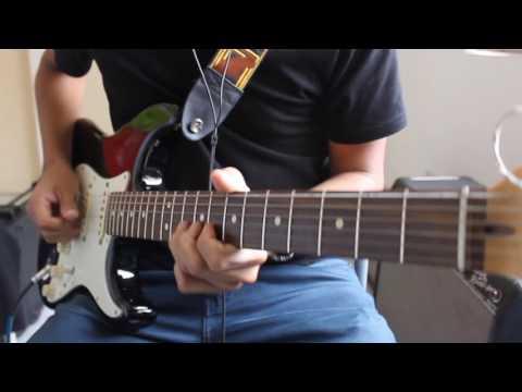 Higher ground  Stevie Wonder guitar   Sergio Reyes  Fingerstyle