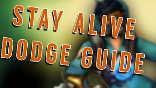 Tracer Dodge Guide | Coach Jonal