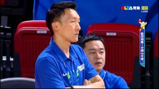 仁川亚运会男篮小组赛:中国vs中华台北