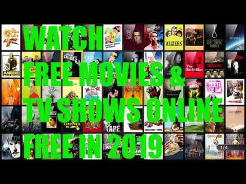 Watch Movies & TV Shows Online FREE *WORKING* 2019