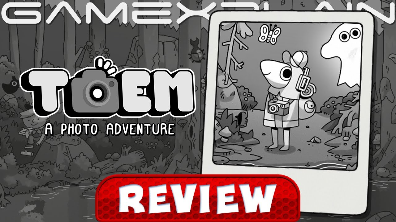 Toem: A Photo Adventure - REVIEW (Switch) (Video Game Video Review)