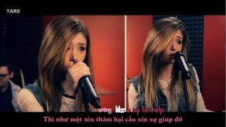 [Vietsub+Kara Lyrics] Heart Attack -  Demi Lovato (Sam Tsui & Chrissy Costanza of ATC)