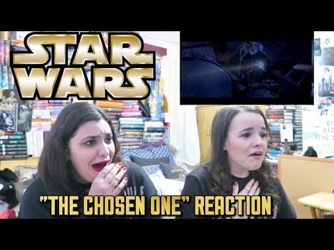 """THE CHOSEN ONE"" REACTION"