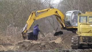 2020-01-23 г. Брест. Реконструкция очистных сооружений: день сегодняшний. Новости на Буг-ТВ. #бугтв
