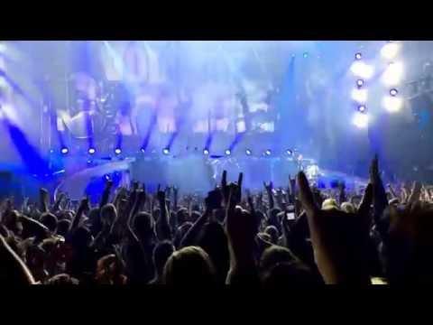 Volbeat The devil's bleeding crown - Live @ Forum Copenhagen Denmark 20161027