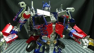 Legendary Toys LT02 (KO MPM Optimus Prime) EmGo&#39s Transformers Reviews N&#39 Stuff