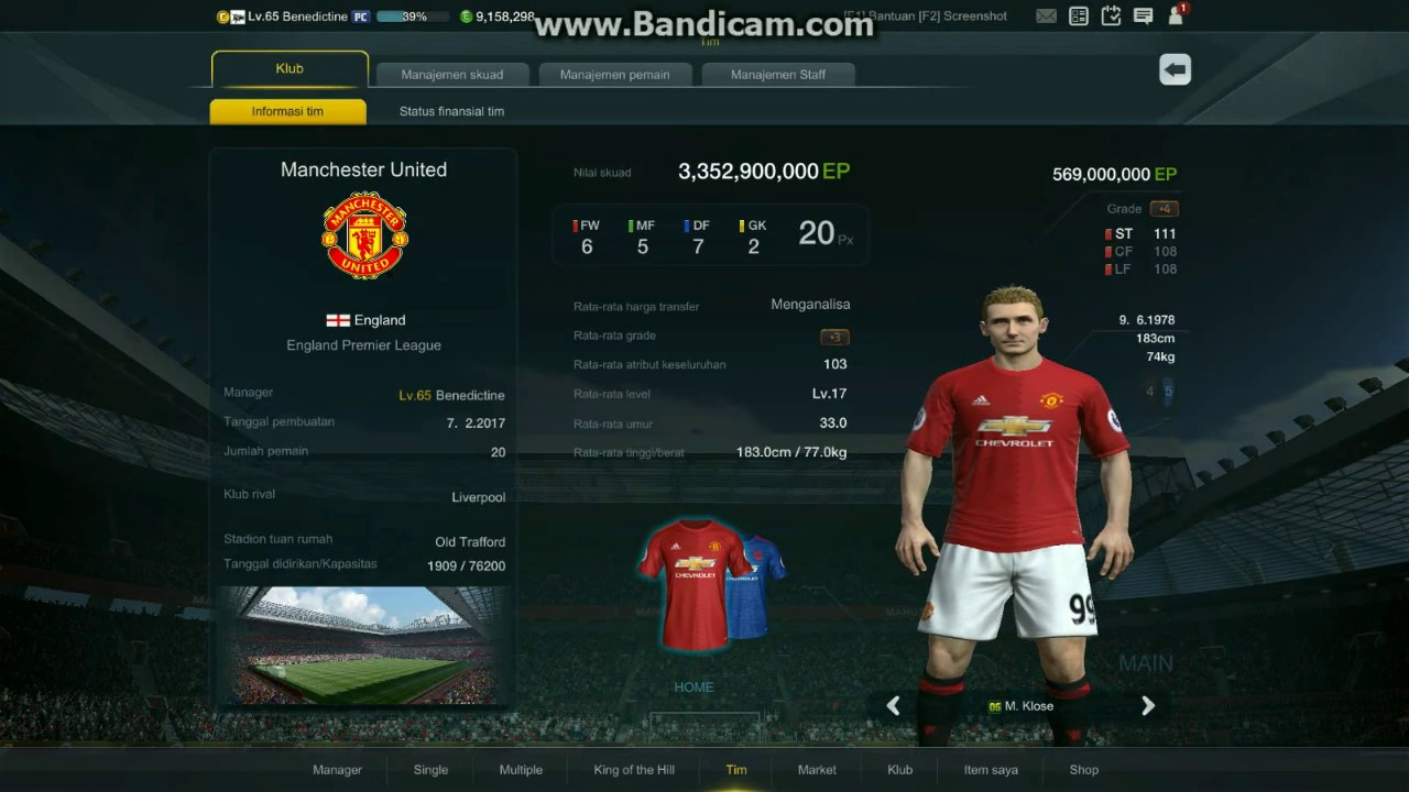 Fifa Online 3 Indonesia Strategi Manager Rank Legend Youtube