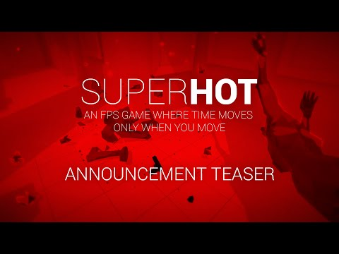 SUPERHOT Release Date Announced for February 25th 2016