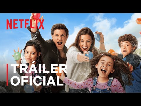 ¡Hoy sí!, con Jennifer Garner   Tráiler oficial   Netflix