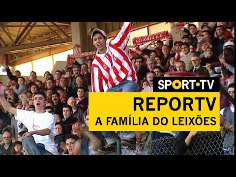 REPORTV - A família do Leixões | SPORT TV