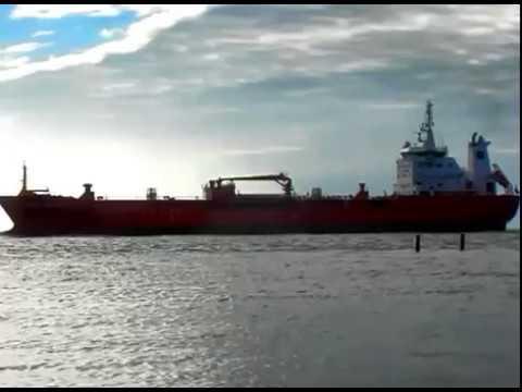 Chemie- und Öl Produkt Tanker STEN BALTIC
