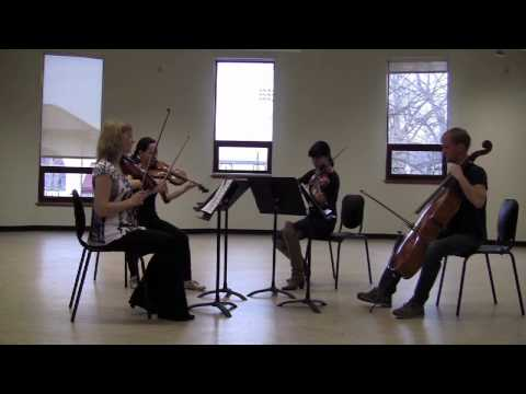 David Bateman, String Quartet