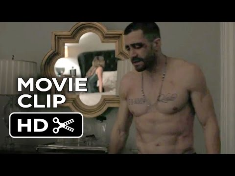 Southpaw Movie CLIP - The More You Get Hit (2015) - Jake Gyllenhaal Movie HD