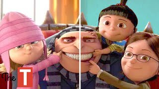 10 Mistakes In DESPICABLE ME Even The Animators Missed