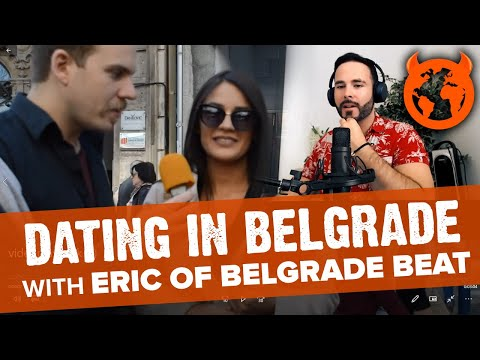 Dating in Serbia: An interview with Erik from Belgrade Beat