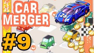 Car Merger Part New 9 No Throttle Crash Game Play iCandyRich