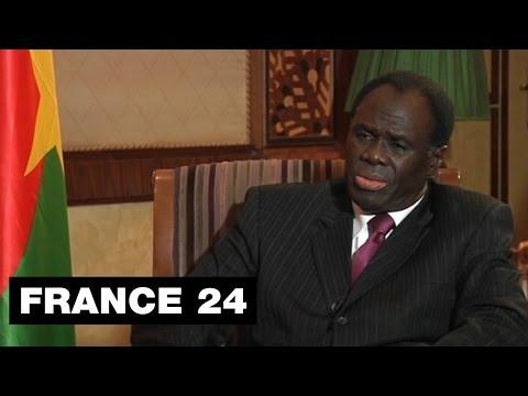 Entretien avec Michel Kafando, le président par intérim du Burkina Faso
