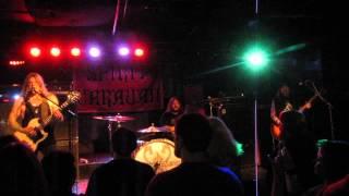 "Spirit Caravan - ""Cosmic Artifact"" - Outland Ballroom - Springfield, MO - 4/1/14"