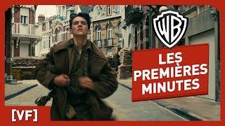 Dunkerque - Regardez les premières minutes du film !