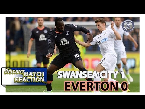 Toothless Blues Lose Again | Swansea City  1-0 Everton | Instant Match Reaction