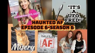 HAF Ep6 - Season 6: It's a UFO, Fred!