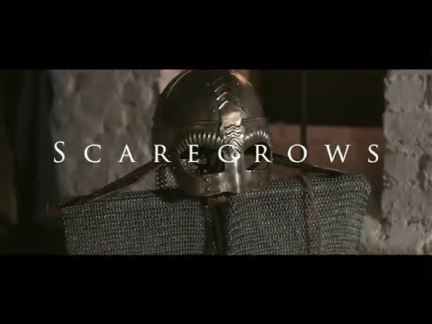 HEEL OF ACHILLES - SCARECROWS \\ FEAT. GAVIN BROWN OF NO GREAT LOSS(OFFICIAL VIDEO)