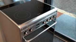CP60IX9 - Video SMEG inductie fornuis - De Schouw Witgoed