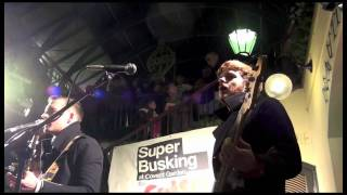 The Feeling - Sewn (live at Crisis Super Busking)