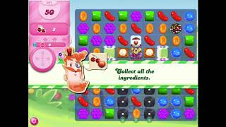 How to beat Level 991 in Candy Crush Saga!!