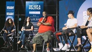 Gambar cover Revolt TV Summit Review: Hip Hop, Politics And Future of Blacks