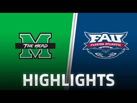 Highlights: Marshall at FAU