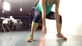 The Agility Sandwich Workout | Roller Derby Athletics