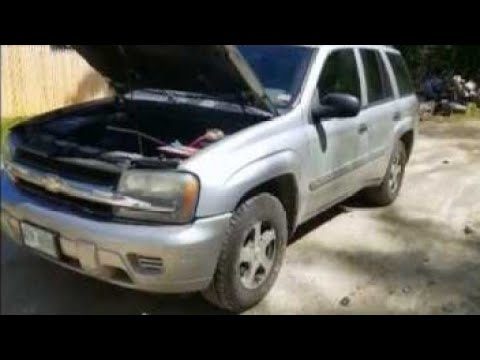 How To Change Coolant Temperature Sensor On Chevy Trailblazer 4 2l
