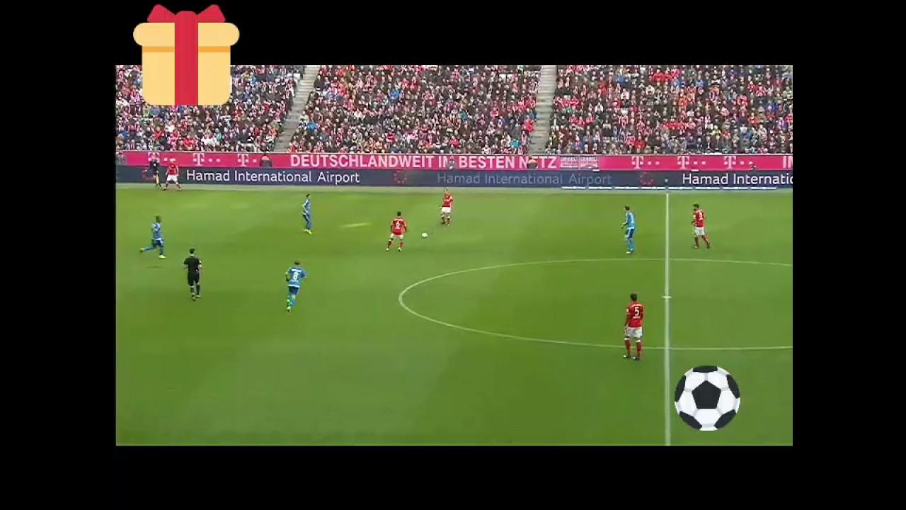 Fc Bayern Vs Hamburger Sv