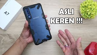 Download Video Review Ringke Fusion X - Case buat Samsung Galaxy A7 2018 MP3 3GP MP4