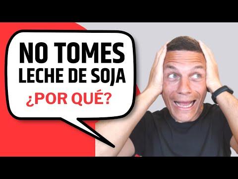 LECHE DE SOJA: MUERTE LENTA | Mitos Saludables Ep#3 Leche de Soya