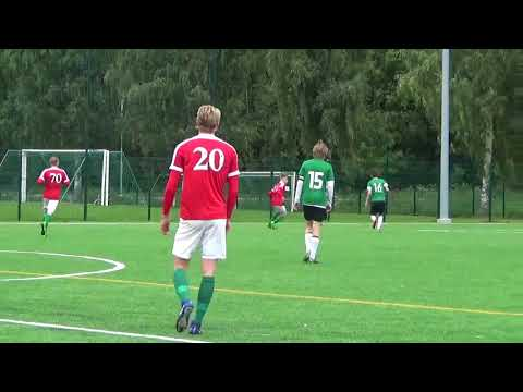 Onni Heinonen 20 College Soccer Recruiting Video  Class of 2018
