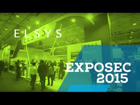 Elsys na Exposec 2015